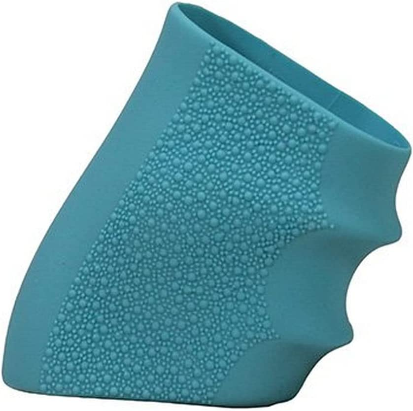 Hogue 17004 HandAll Now on sale Sleeve Grip Baltimore Mall Size Aqua Full
