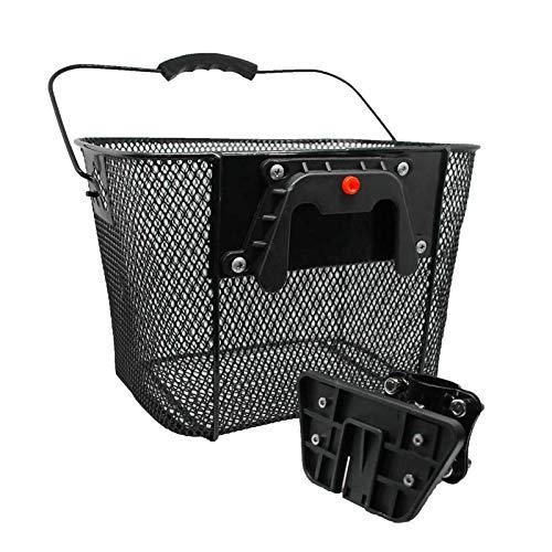 BEEPER Vorderkorb für Roller FX1000-PANF, Schwarz, 29,5 x 19 x 15 cm