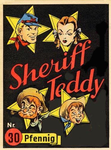 Sheriff Teddy 5