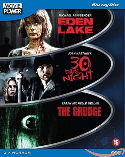blu-ray - eden lake / 30 days of night / grudge (1 Blu-ray)