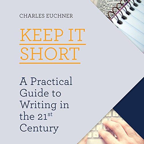 Keep It Short audiobook cover art