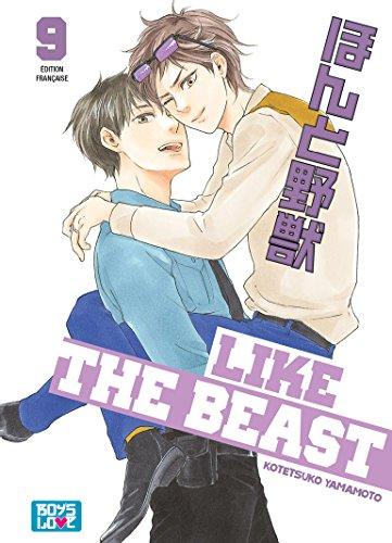 Like The Beast - Tome 09 - Livre (Manga) - Yaoi