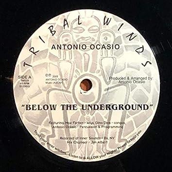 Below The Underground