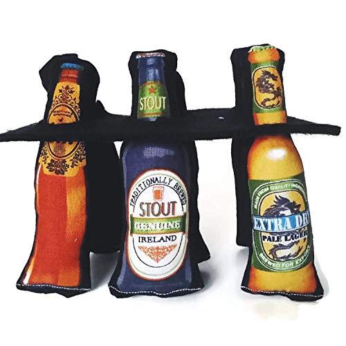 Katzenspielzeug - Sixpack Bier
