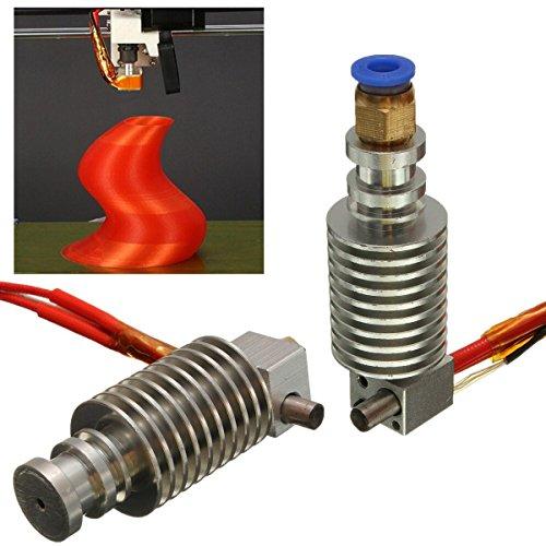 1.75Mm/3Mm J-Head Hotend Extruder For 3D Printer Extruder Reprap Prusa Mendel Kossel - 0.2Mm/1.75Mm (Size : 0.3MM/3MM)