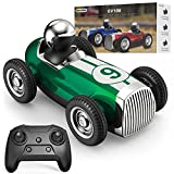GizmoVine Remote Control Car with Bluetooth Speaker,2.4GHz Monster Truck Toys, RC Car Toys for Boys & Girls 5 6 7 8 9 10 (green)