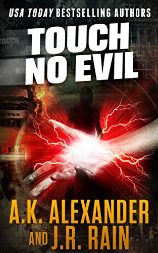 Touch No Evil: A Paranormal Spy Thriller (The PSI Series Book 4) (English Edition)