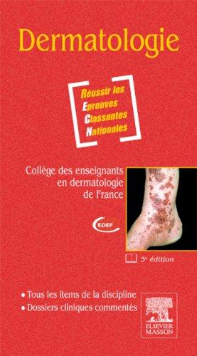 Dermatologie (Abrégés connaissances et pratique)