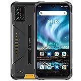 UMIDIGI Bison, IP68 und IP69K zertifiziertes, wasserdichtes & staubdichtes Smartphone, 6,3