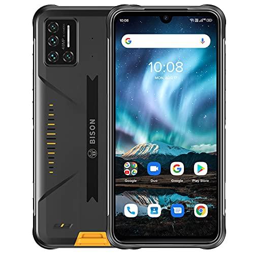 UMIDIGI Smartphone Bison Teléfono Móvil 8GB RAM + 128GB ROM,Clasificación IP68 e...
