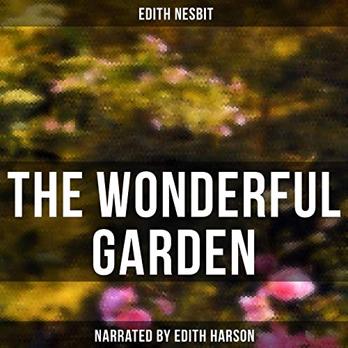 The Wonderful Garden Titelbild