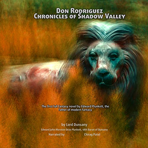 Don Rodriguez: Chronicles of Shadow Valley cover art