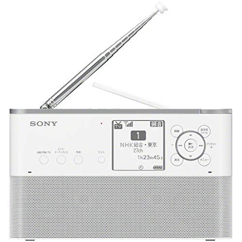 SONY(ソニー)『ポータブルラジオレコーダー(ICZ-R260TV)』
