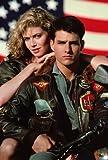 TOP Gun – Tom Cruise – Textlos Film Poster Plakat