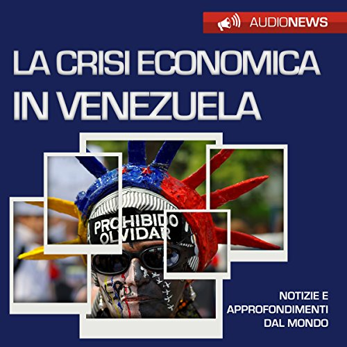 Couverture de La crisi economica in Venezuela