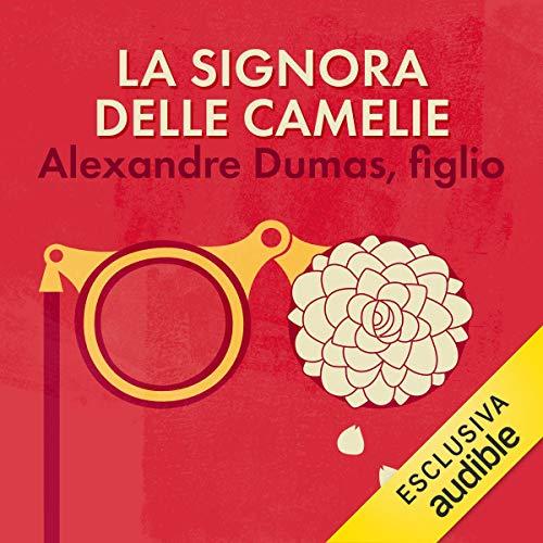 『La signora delle camelie』のカバーアート