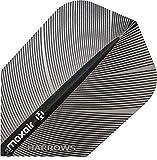 Harrows - Max Air conjunto de 9 aleta plumas de dardos 1800 - 192210-1800