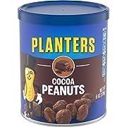 Planters Cocoa Peanuts (6 oz Canister)