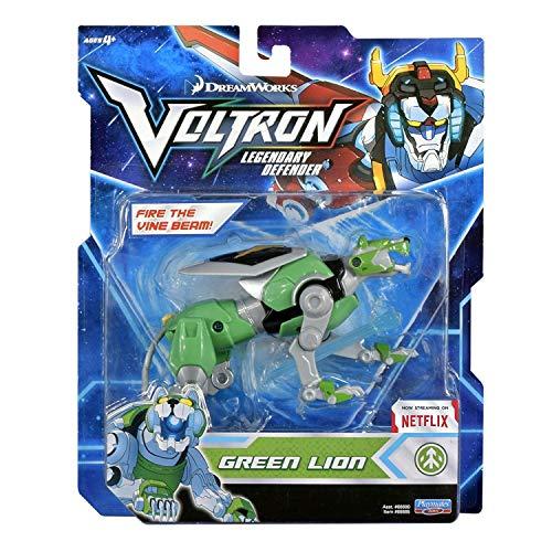 Giochi Preziosi Voltron Legendary Defender, Personaggio con Funzione, 15 cm, Leone Verde, VLA01810