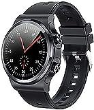 LLM Smart Watch per le donne TWS 1.3 '' HD Schermo Bluetooth Impermeabile Chiamata Meteo Frequenza Cardiaca Personalizzato Quadrante PK GT2 Pro (C)