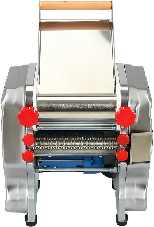 HOMIER Electric Pasta Press Maker 110V Dumpling Skin Making Tool