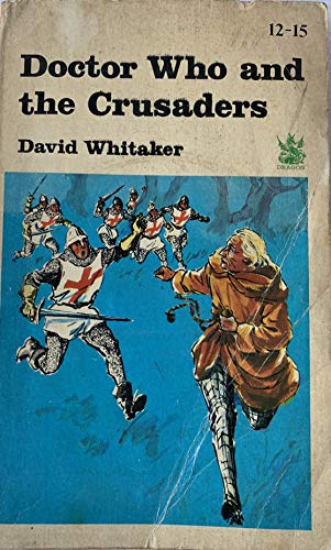 Vintage Dragon Books 1967 Very Rare Doctor Who and The Crusaders Libro de bolsillo – Fantastic Condition Vintage Libro de bolsillo
