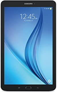 "Samsung Galaxy Tab E 9.6""; 16 GB Wifi Tablet (Black) SM-T560NZKUXAR"