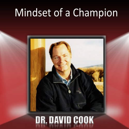 Mindset of a Champion audiobook cover art