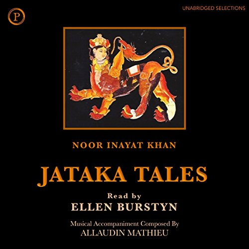 Jataka Tales audiobook cover art