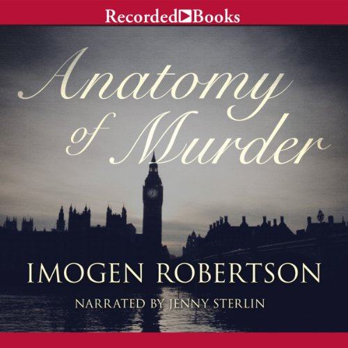 Anatomy of Murder audiobook cover art