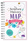 The Scripture Memory Map for Girls (Faith Maps)