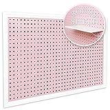 Pegboard Organizer - Craft Peg Board| Nursery Storage| Wall Organizer and More|...