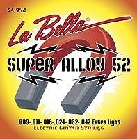 La Bella Super Alloy52 Extra Light