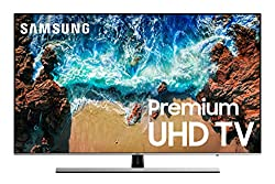 "Image of Samsung UN55NU8000FXZA Flat 55"" 4K UHD 8 Series Smart LED TV (2018): Bestviewsreviews"