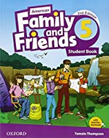 American Family and Friends: Level Five: Student Book: Supporting all teachers, developing every child