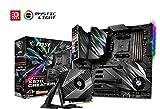 MSI PRESTIGE X570 CREATION Motherboard E-ATX, AM4, DDR4, Dual LAN and 802.11AX WIFI, USB 3.2 Gen2, Type-C, M.2 XPANDER-Z Card, RGB Mystic Light, AMD RYZEN 2nd and 3rd Gen