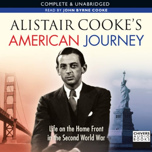 Alistair Cooke's American Journey cover art