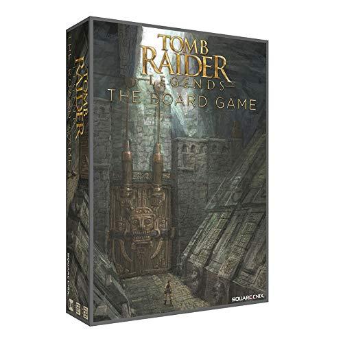 Square Enix Tomb Raider Legends The Board Game