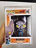 Funko Pop Dragonball - Beerus #120 Vinyl 3.9inch Animation Figure Anime Derivatives SuperCollection...