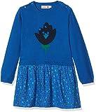 boboli 234032 Vestido, Azul (Azulón), 62 (Tamaño del Fabricante:62cm) para Bebés