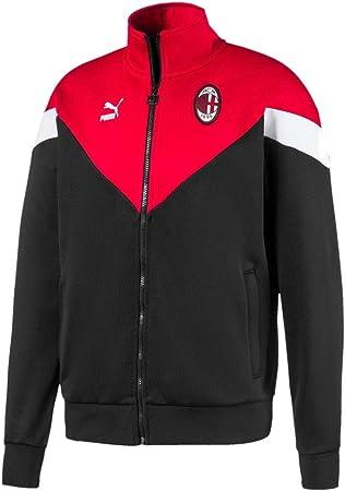 PUMA AC Milan Felpa Ufficiale Bambino 2019/2020-756822 01 (140)