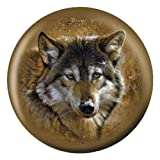 Bowlerstore Products Timber Wolf Bowling Ball (12lbs)