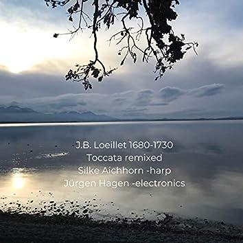 "Suite No. 5 for Harpsichord, 1. Allemande ""Toccata"" (Remixed)"