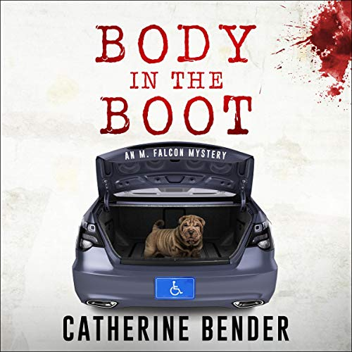 Body in the Boot audiobook cover art