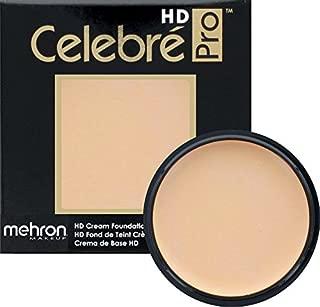 Mehron Makeup Celebre Pro-HD Cream Face & Body Makeup (.9 oz) (LIGHT 2)