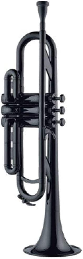 Cool Wind CTR-200 Series Plastic Trumpet Bb Quality inspection Black service