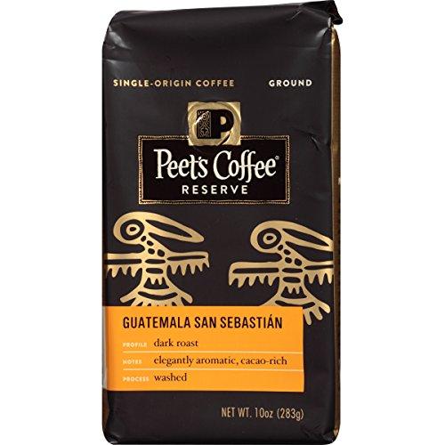 Peet's Coffee Guatemala San Sebastian Ground, 10 Ounce