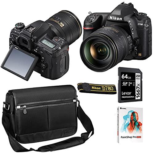 Nikon D780 DSLR Camera Body with NIKKOR...