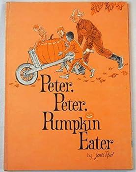 Hardcover Peter, Peter, Pumpkin Eater. Book