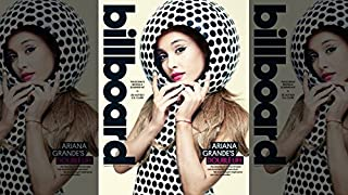 Billboard Magazine - August 23, 2014 Ariana Grande Cover